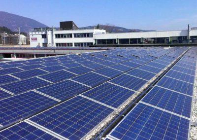 Sonnenkraftwerk Grollitsch Villach