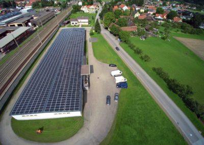Sonnenkraftwerk St. Marein im Mürztal