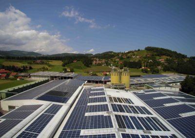 Sonnenkraftwerk Wernersdorf