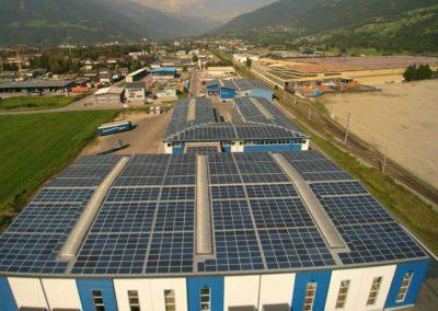 Sonnenkraftwerk Lienz