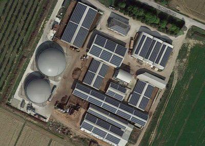 Sonnenkraftwerk Sant´Agata Bolognese