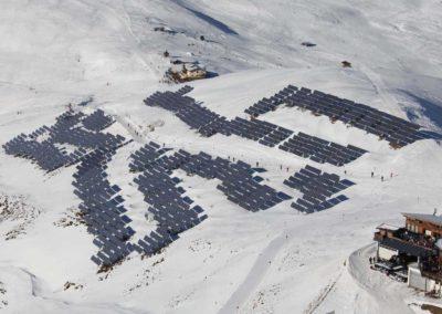 Sonnenkraftwerk Wildkogel