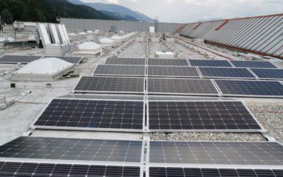 Sonnenkraftwerk KULMAX wird errichtet